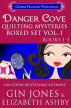 Danger Cove Quilting Mysteries Boxed Set Vol I (Books 1-3) by Elizabeth Ashby & Gin Jones