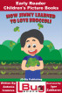 How Jimmy Learned to Love Broccoli - Early Reader - Children's Picture Books by Antonia Ivanova