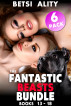 The Fantastic Beasts Bundle - 6 Pack - Books 13 - 18 by Betsi Ality
