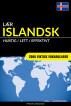 Lær Islandsk - Hurtig / Lett / Effektivt: 2000 Viktige Vokabularer by Pinhok Languages