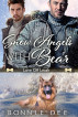 Snow Angels with Bear by Bonnie Dee