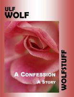 Cover for 'A Confession'