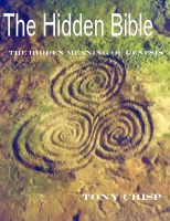Cover for 'The Hidden Bible - The real meaning of Genesis'