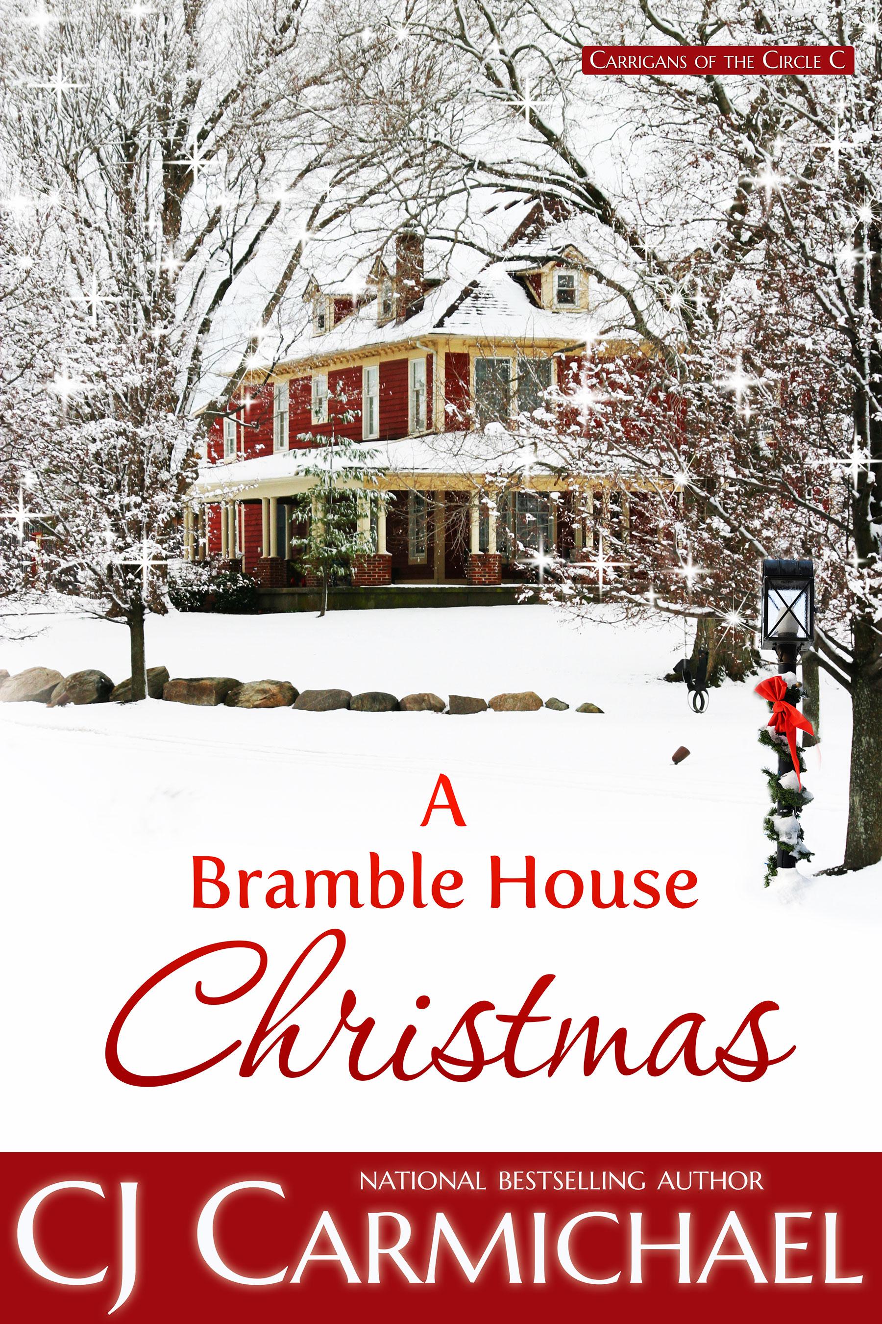 Bramble House Christmas.A Bramble House Christmas An Ebook By Cj Carmichael