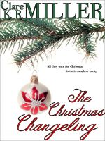 Cover for 'The Christmas Changeling'