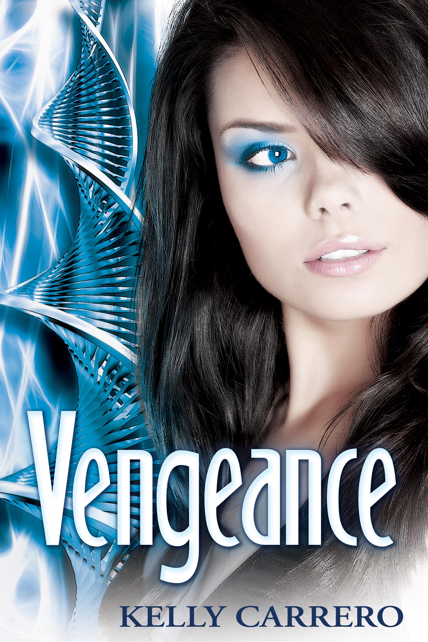 Vengeance (Evolution Series Book 4)