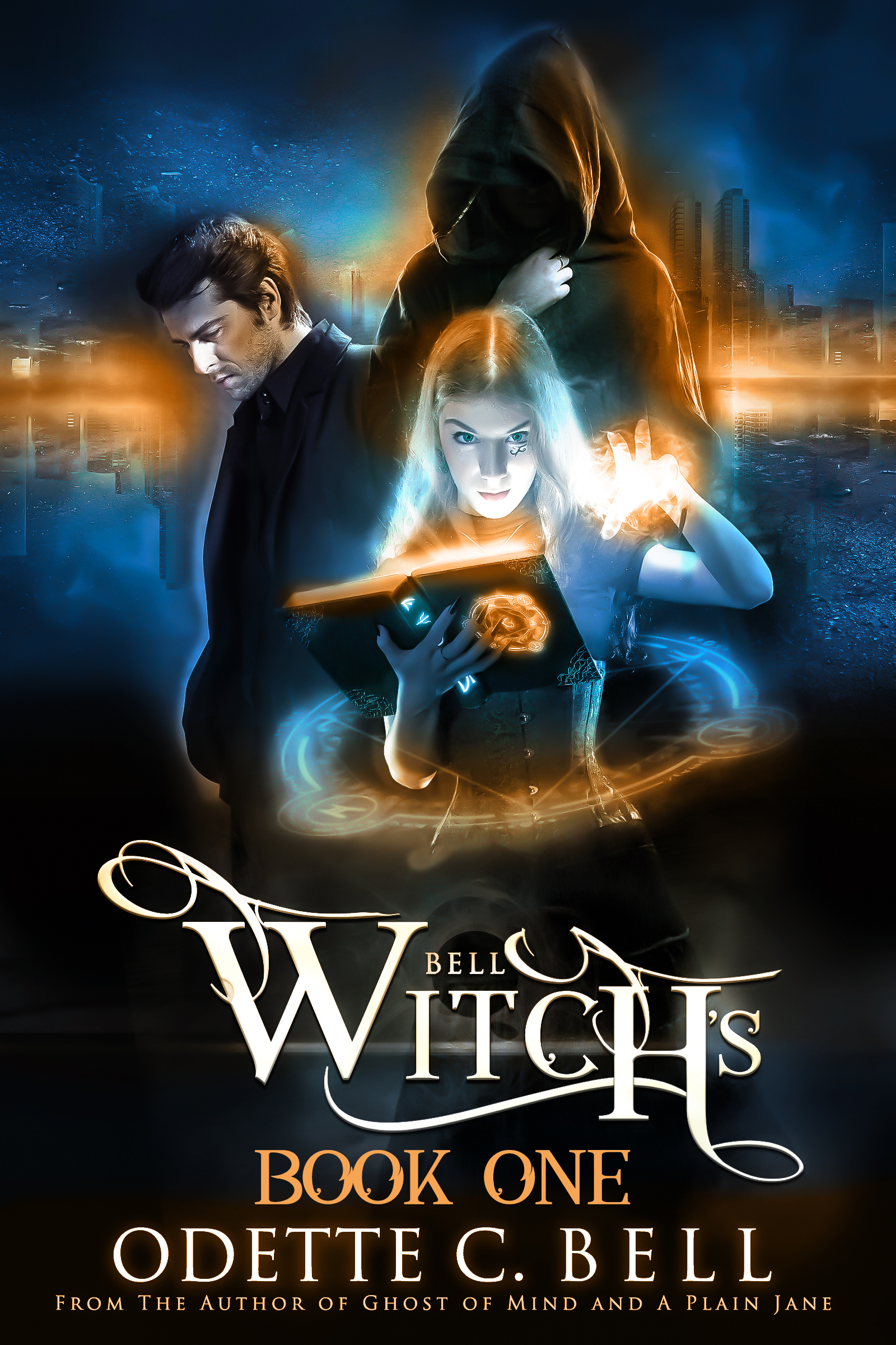 Witch's Bell Book One (sst-ccxvii)