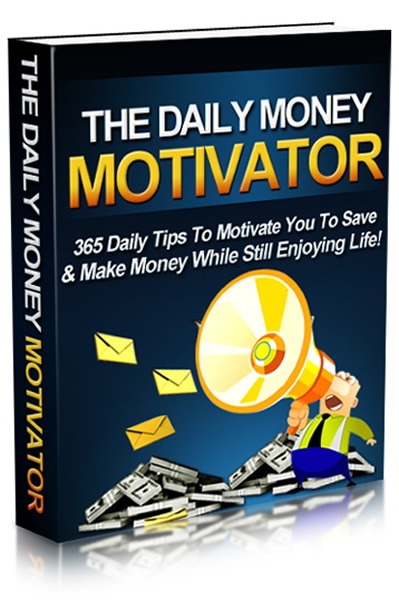 money motivator The secret of effective motivation by amy wrzesniewski and barry schwartz july 4, 2014  then perhaps appeals to money for college, career training or seeing the world will.