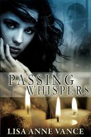 Cover for 'Passing Whispers'