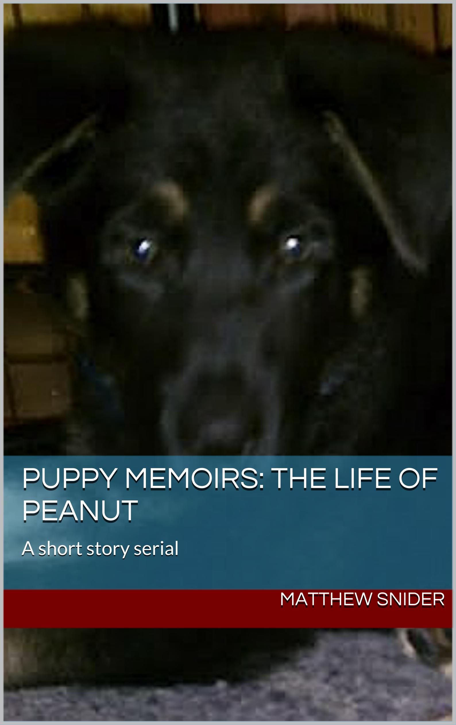 Puppy Memoirs: The Life of Peanut Short Story Series, an Ebook by Matthew  Snider