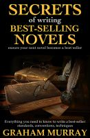 Cover for 'Secrets of Writing Best-Selling Novels'