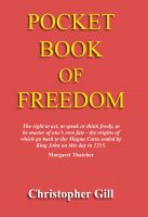 Christopher Gill - Pocket Book of Freedom