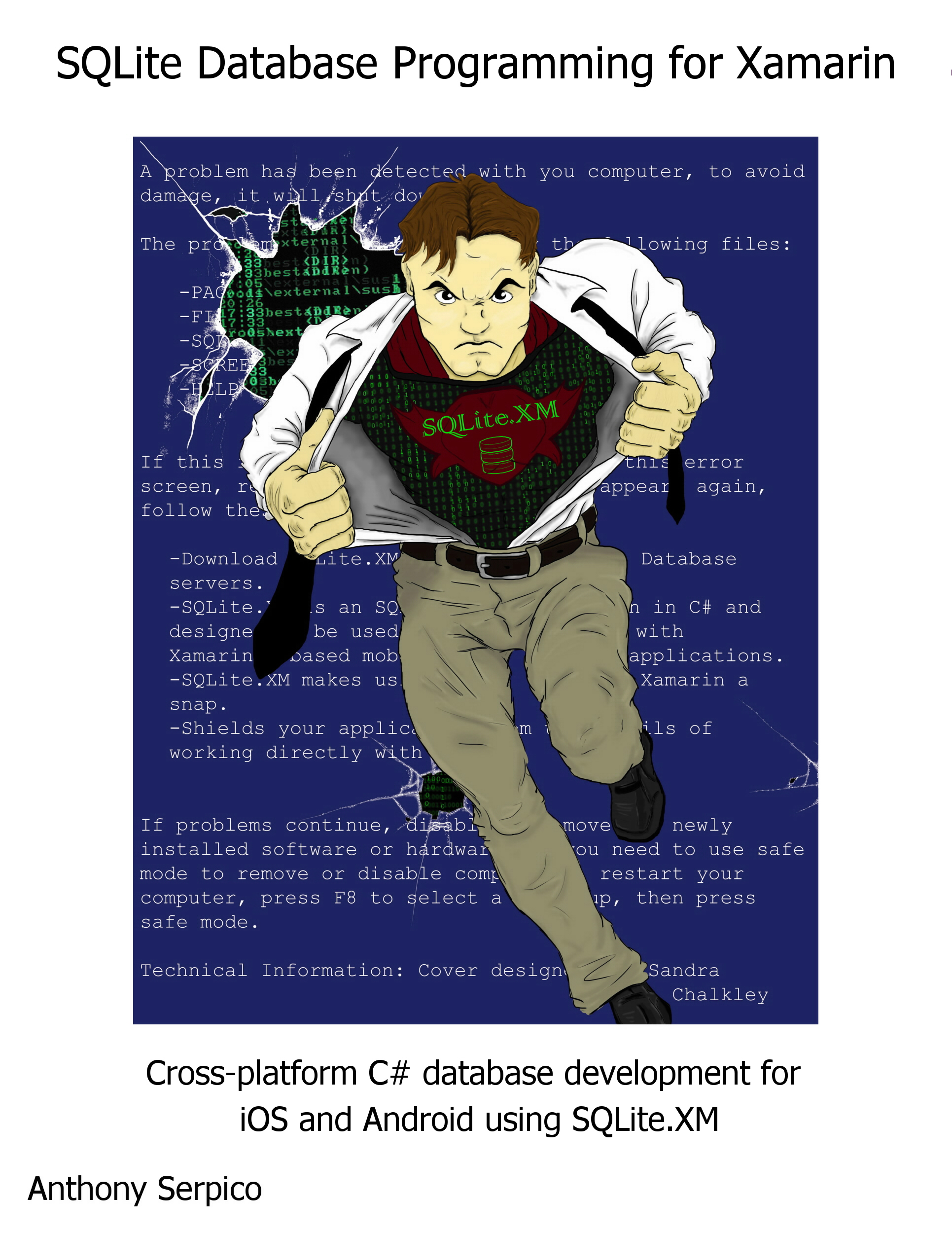 Smashwords – SQLite Database Programming for Xamarin: Cross-platform