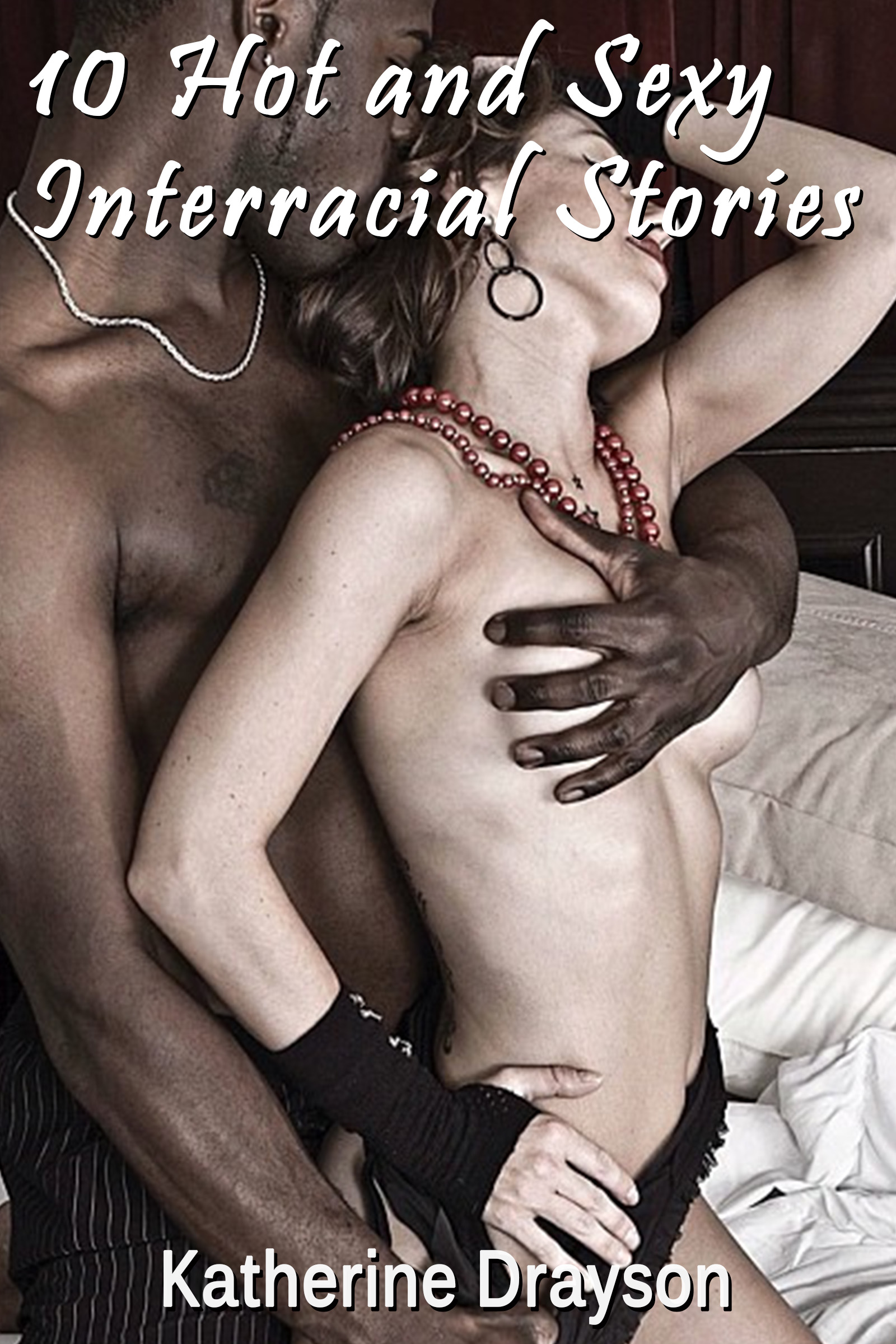 Mature interracial sex motel