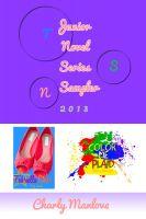 Cover for 'TSN Junior Novel Series Sampler 2013'