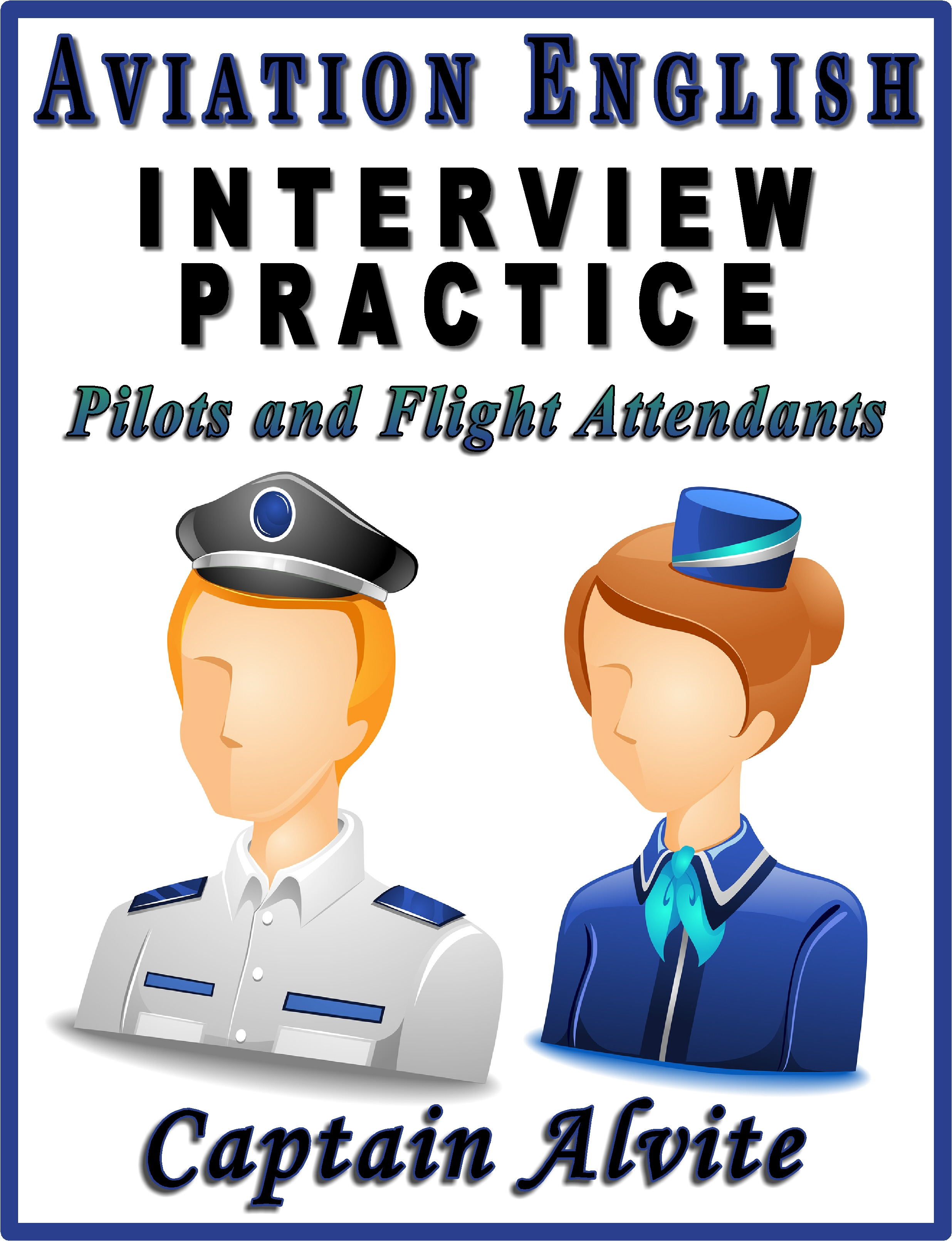 aviation english interview practice pilots and readers