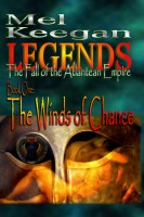 Mel Keegan - Legends: The Fall of the Atlantean Empire; Book 1 - The Winds of Chance