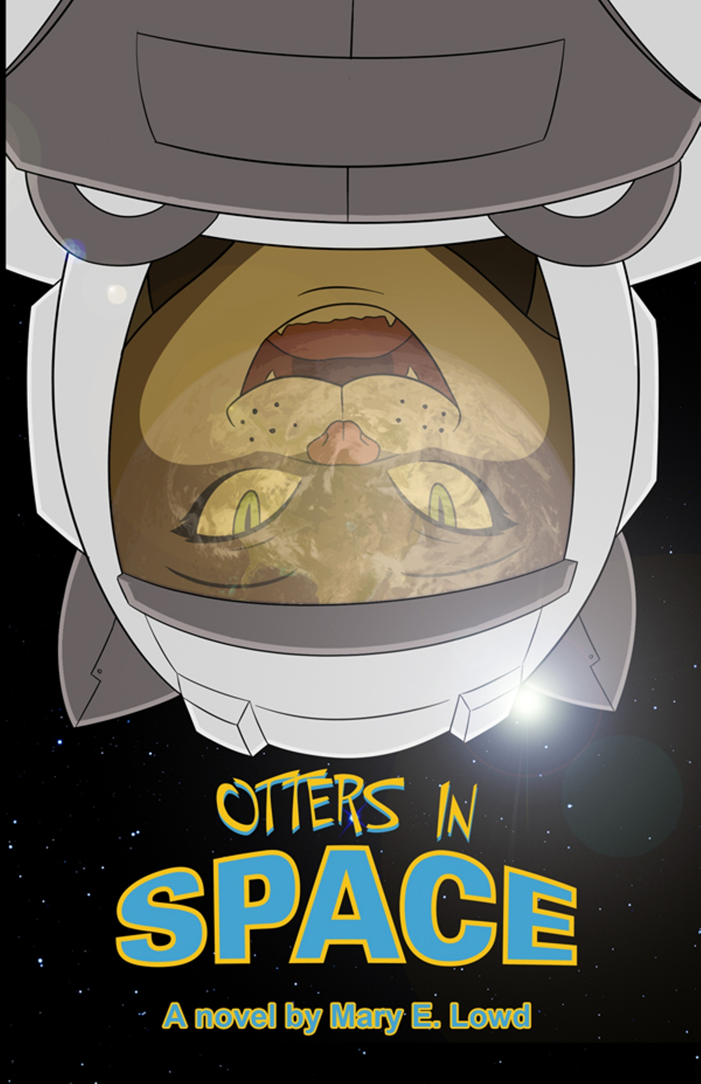Smashwords otters in space a book by mary e lowd otters in space fandeluxe Choice Image