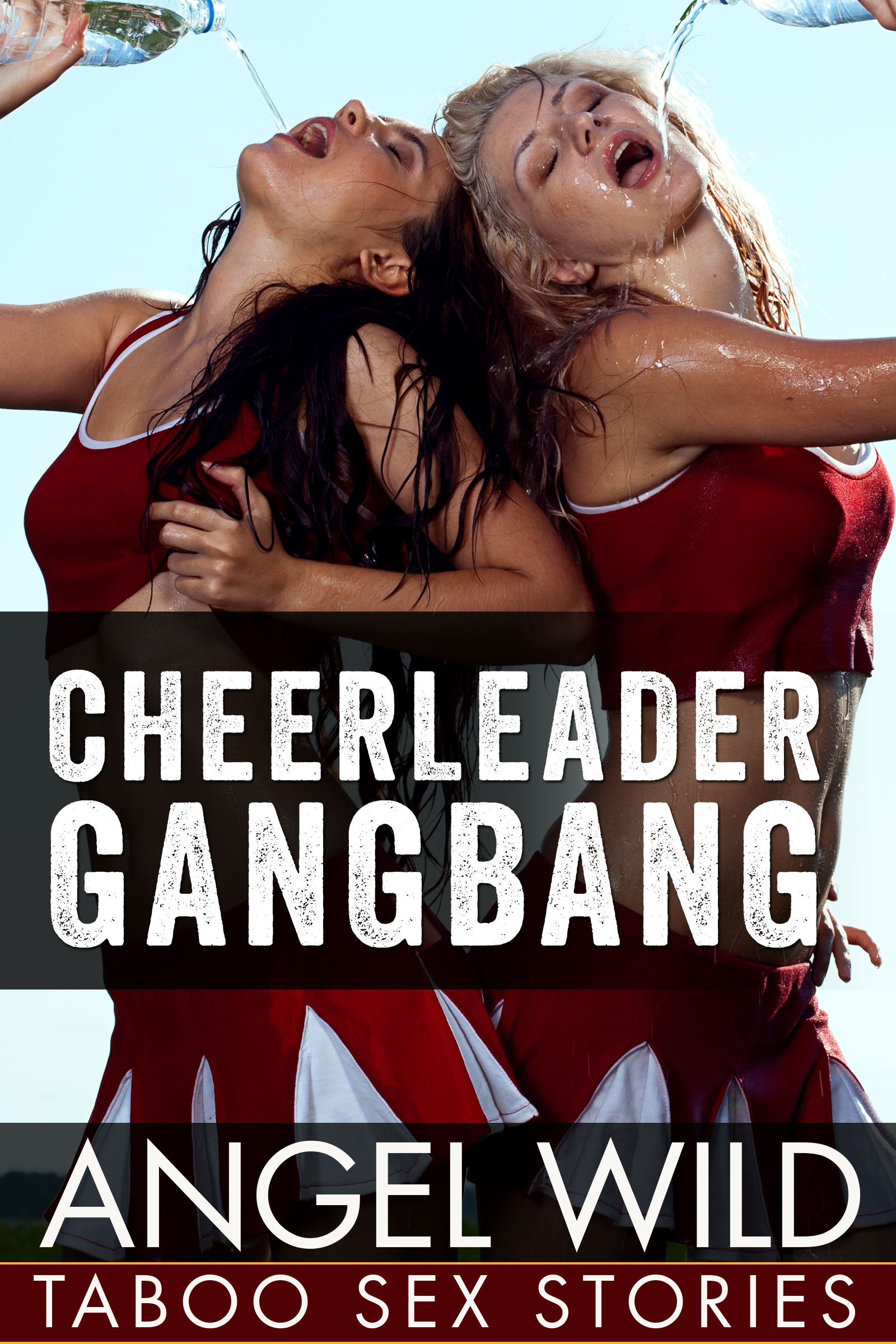 Cheerleader gangbang sories pics 999