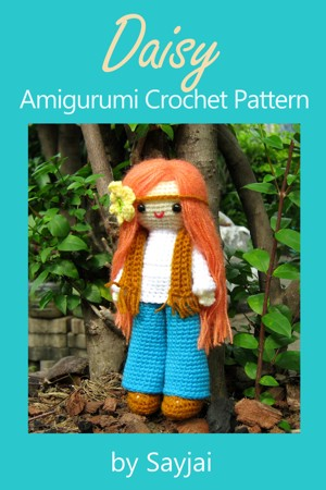 Puffy Pals Amigurumi Crochet Pattern | 450x300