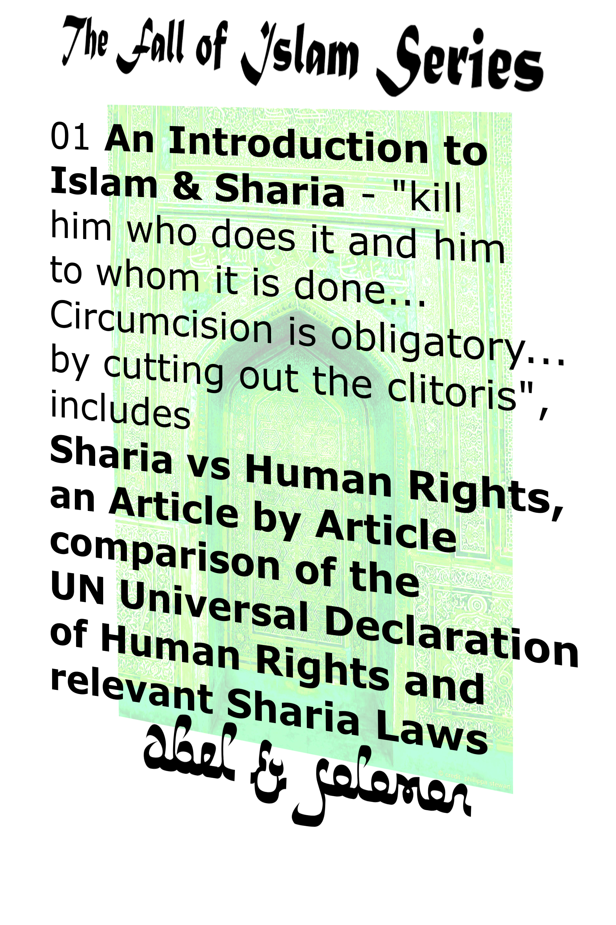 An Introduction to Islam & Sharia