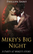 Mikey's Big Night: A Party at Mikey's story by Phillipa Saint