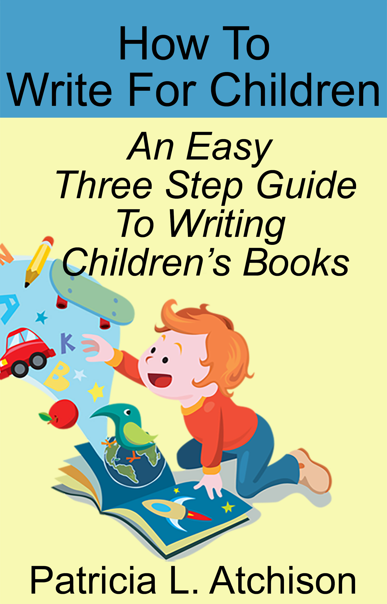 how to write a book for kids