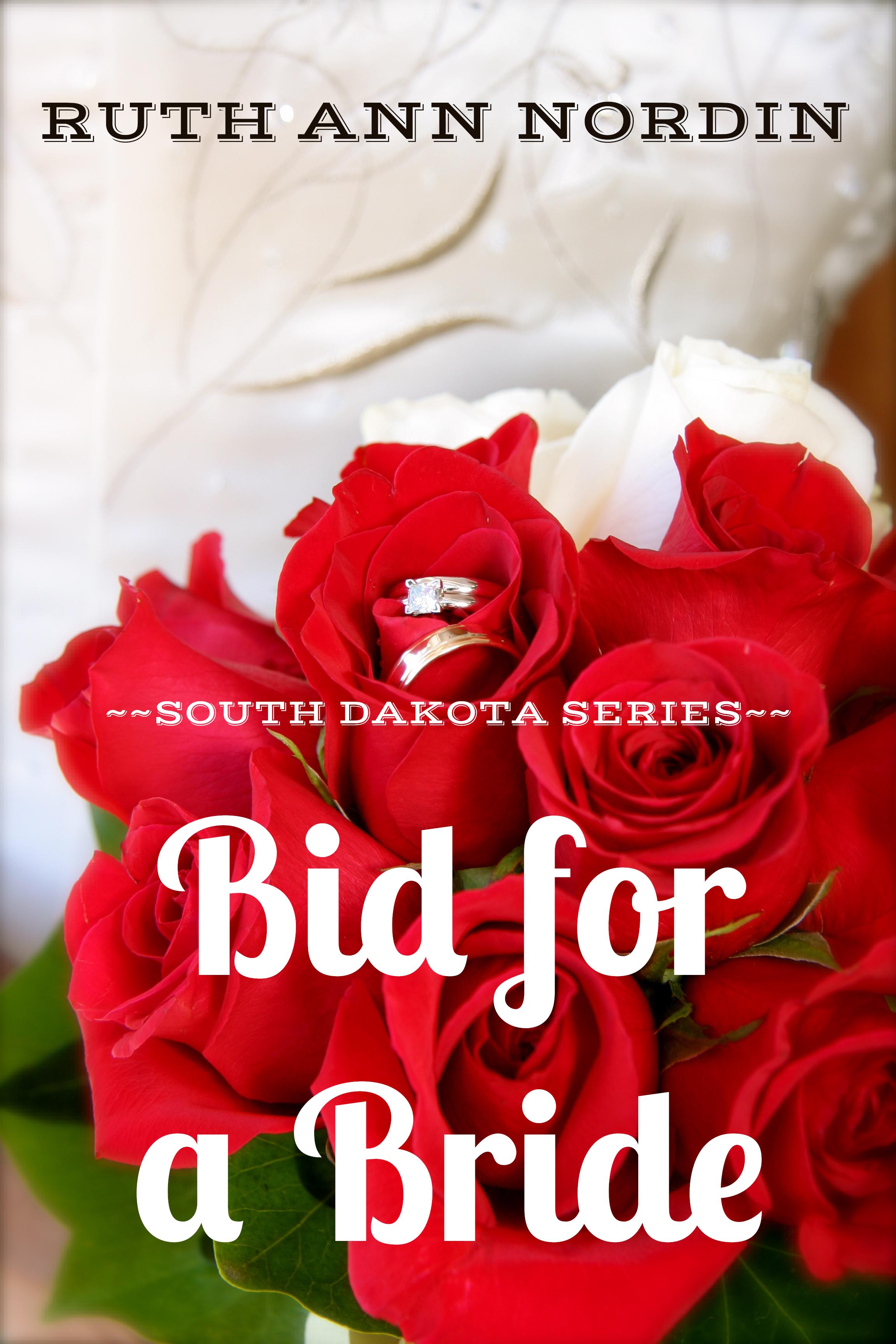 Bid for a Bride, an Ebook by Ruth Ann Nordin