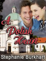 Cover for 'A Polish Heart'