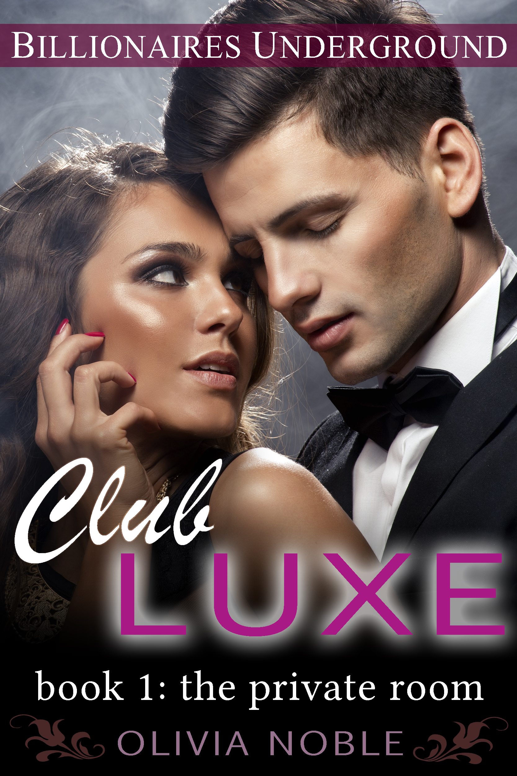 Club Luxe 1: The Private Room (sst-cdliii)