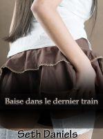 Seth Daniels - Baise dans le dernier train: Une fantaisie érotique entre une femme mature et un jeune homme