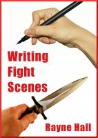 Cover for 'Writing Fight Scenes'