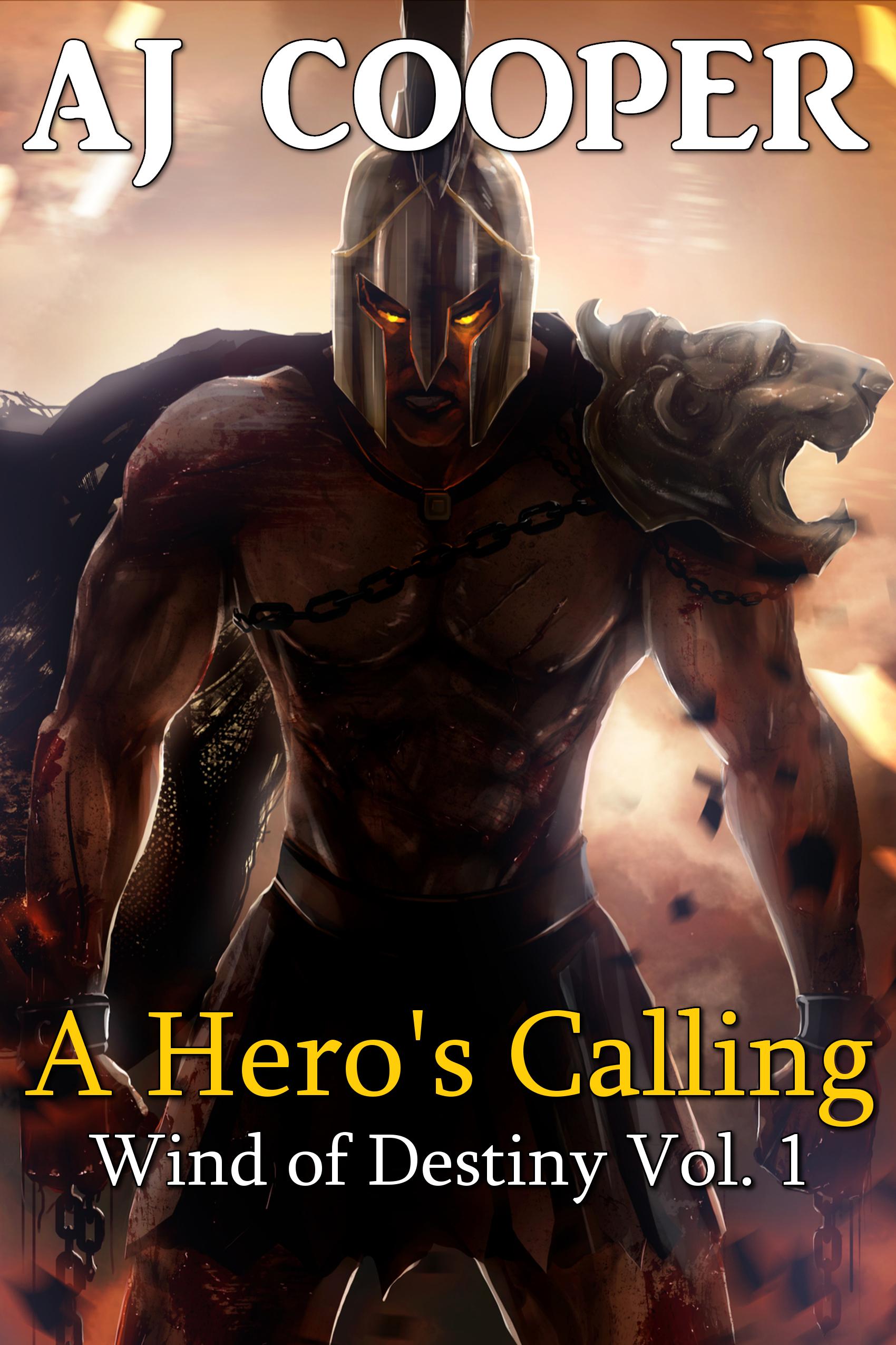 A Hero's Calling (sst-clxxiii)