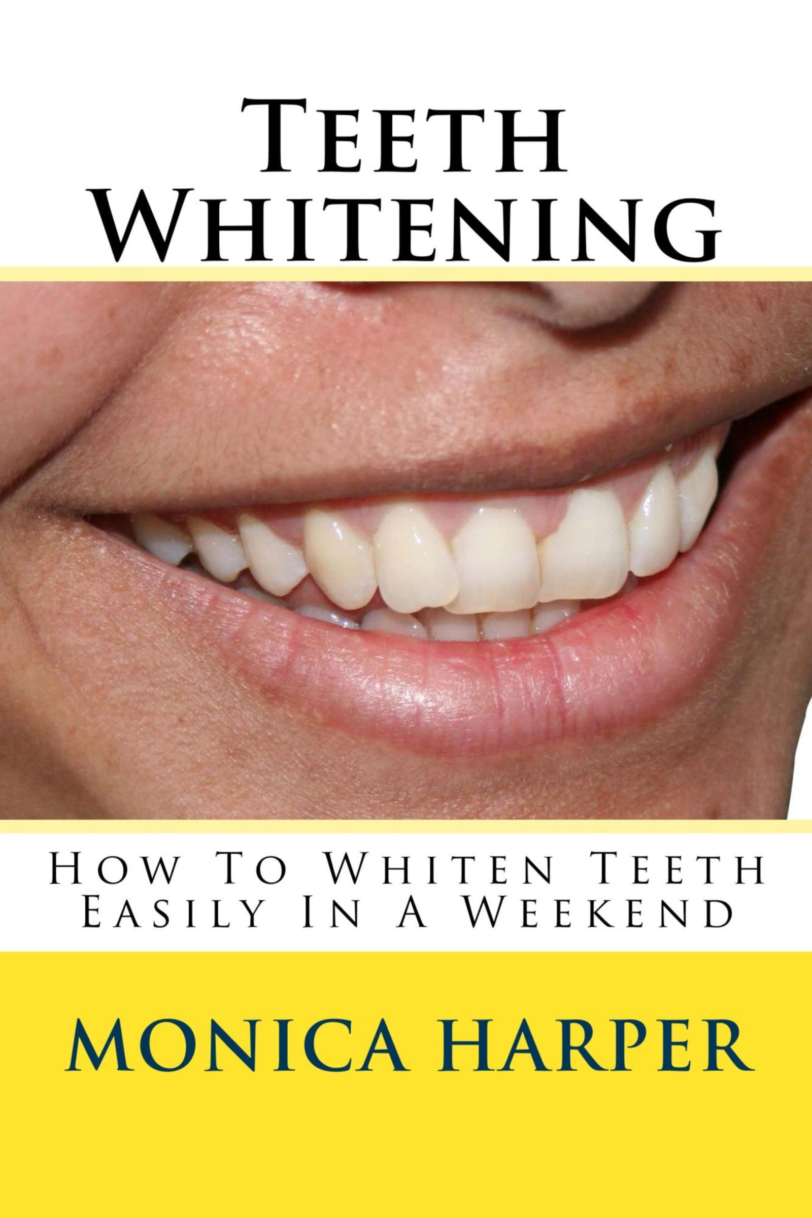 teeth whitening ebook