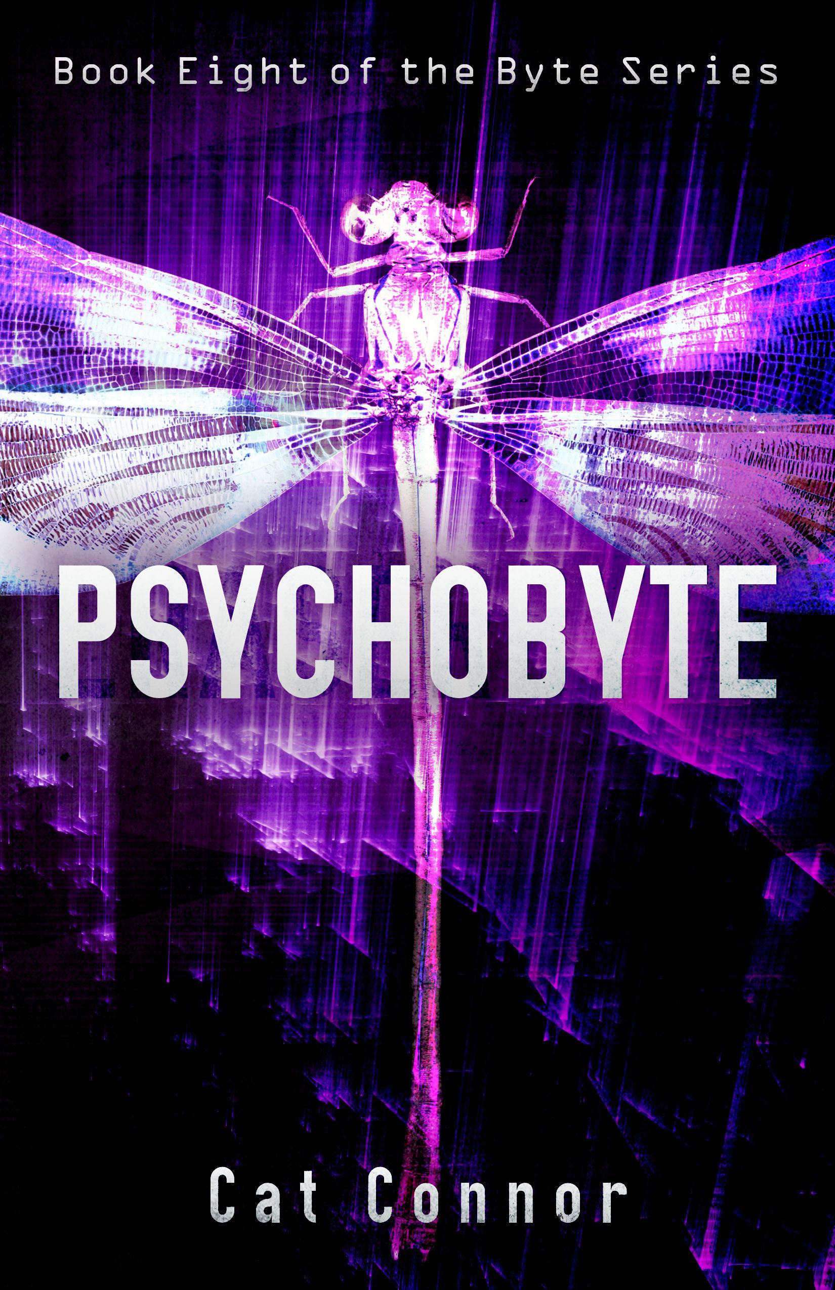 Psychobyte, an Ebook by Cat Connor