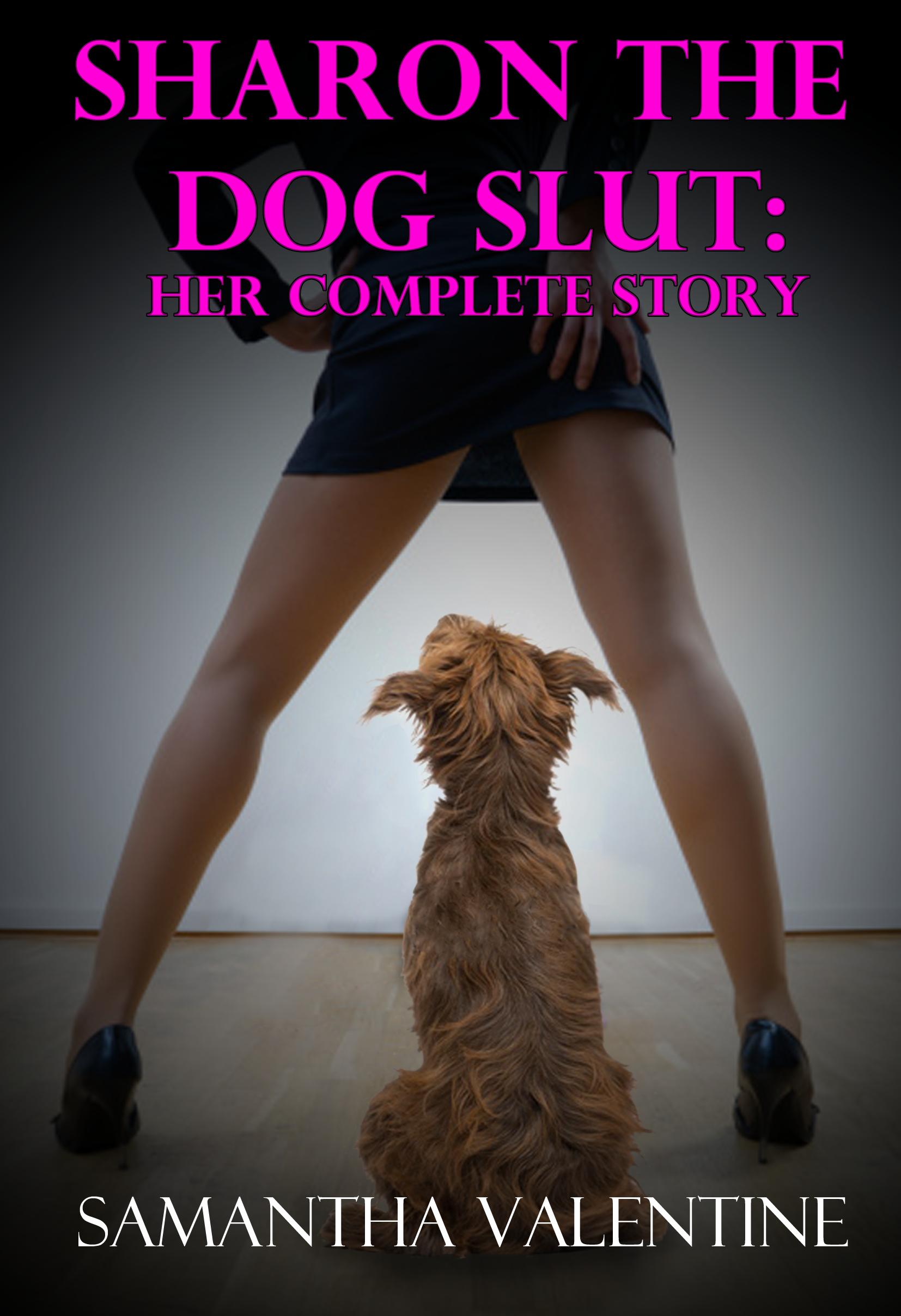 Dog slut story