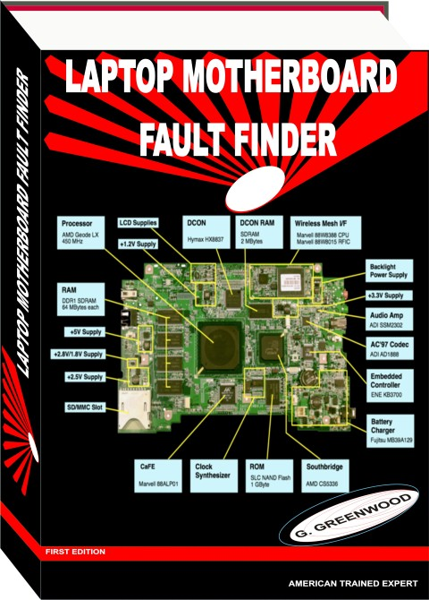Smashwords laptop motherboard fault finder a book by greenwood readers ccuart Images