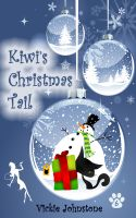 Cover for 'Kiwi's Christmas Tail'