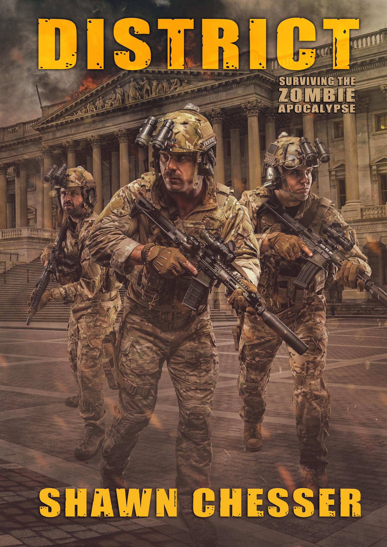 Smashwords – District: Surviving the Zombie Apocalypse – a