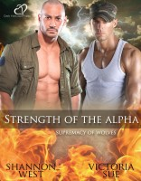 Shannon West - Strength of the Alpha