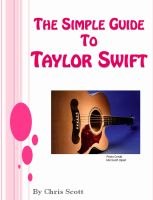 Chris Scott - The Simple Guide To Taylor Swift