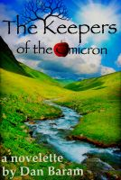 Cover for 'The Keepers of the Omicron'