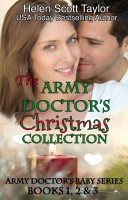 Helen Scott Taylor - The Army Doctor's Christmas Collection