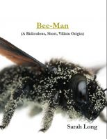 Cover for 'Bee-Man (A.E.U)'