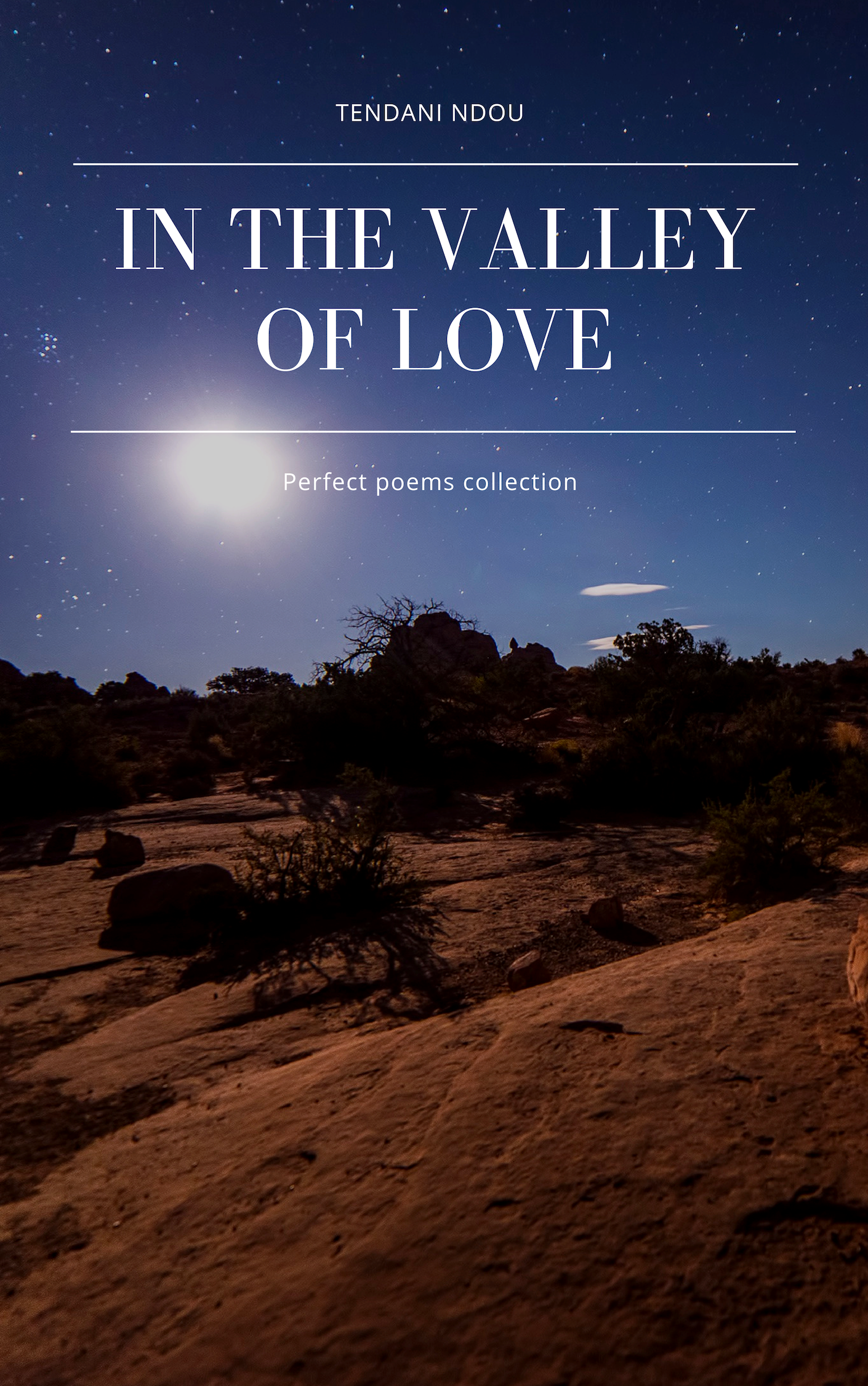 Smashwords – The Dark Valley Of Love – a book by Tendani Ndou