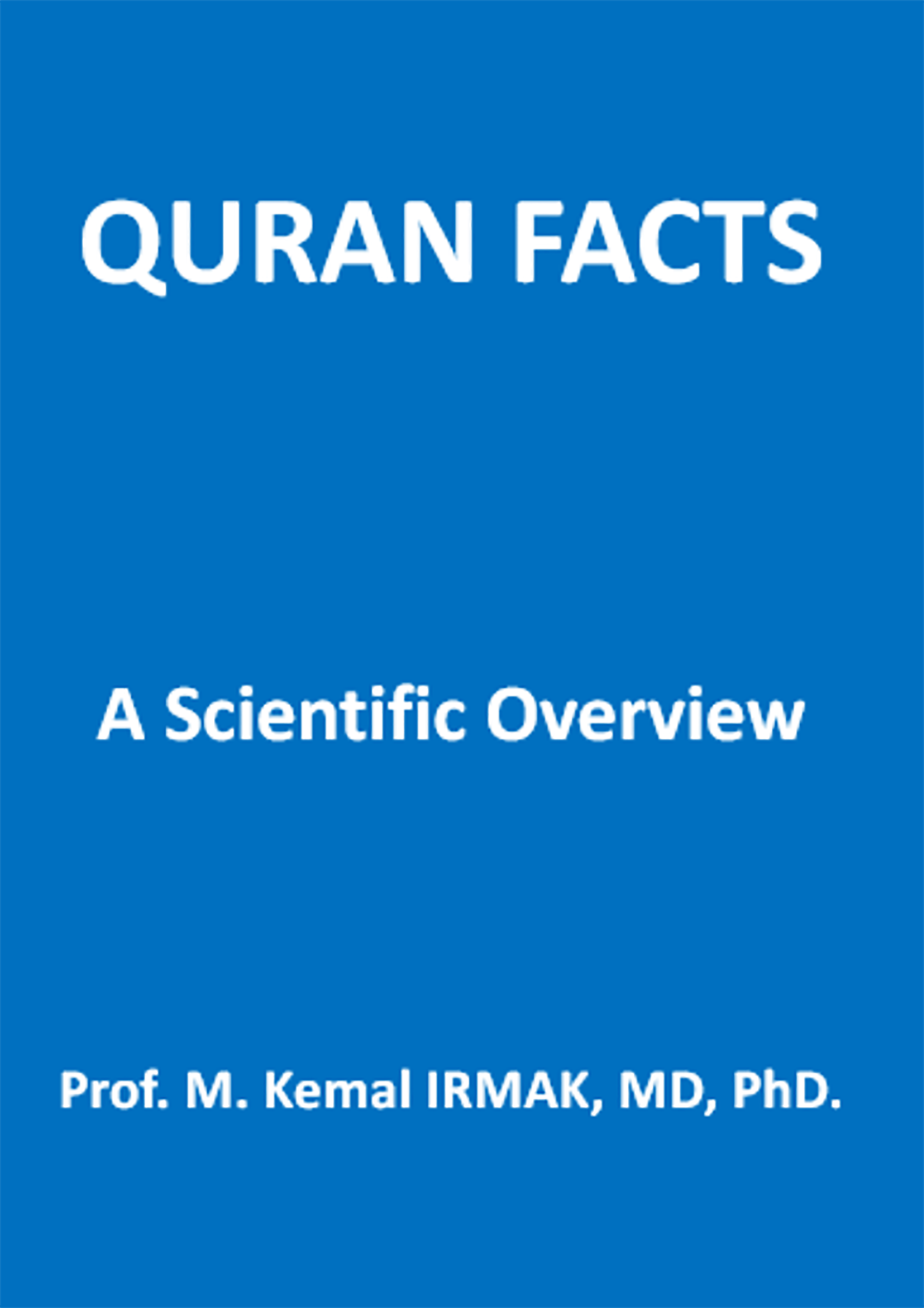 Smashwords – Quran Facts - A Scientific Overview – a book by
