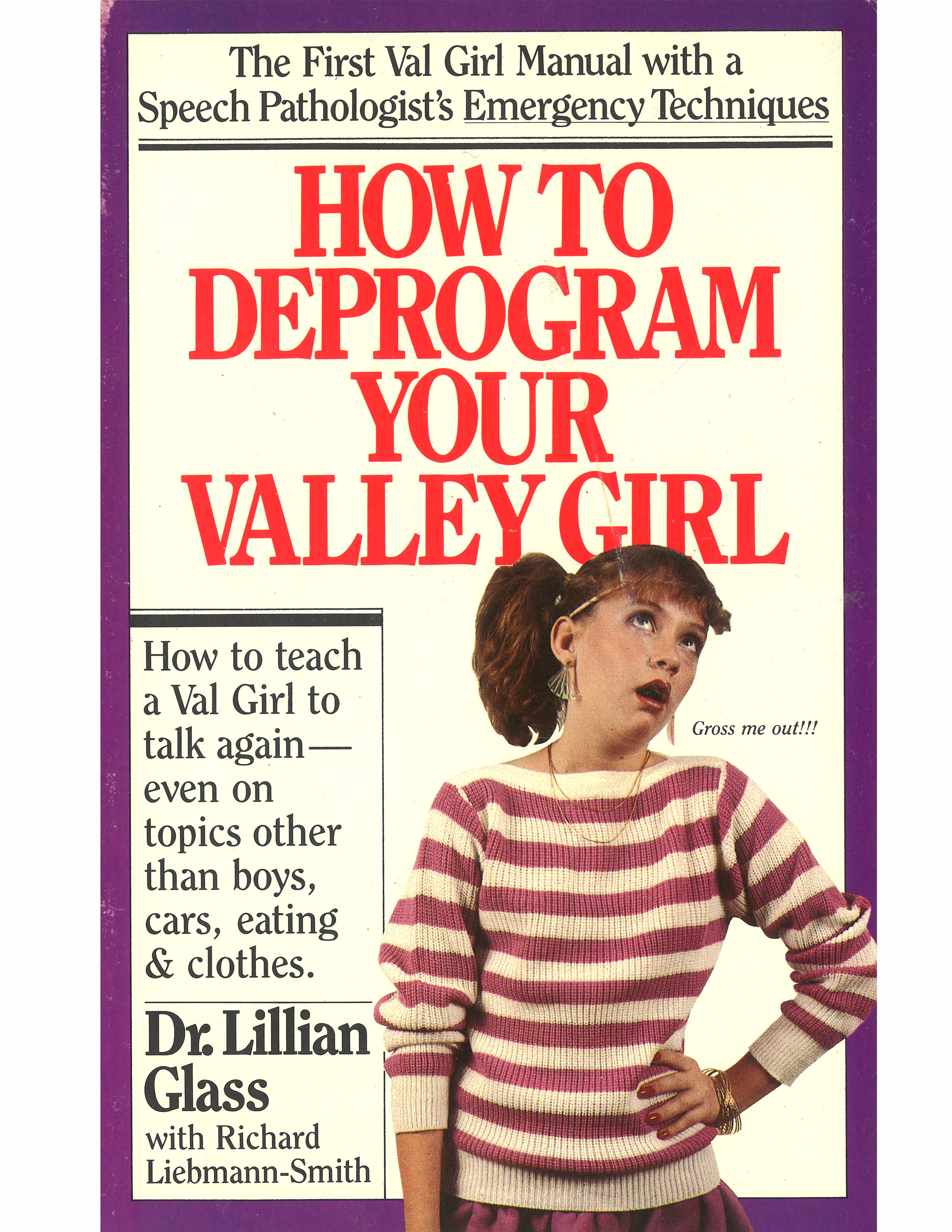 b2059e35477 How to Deprogram Your Valley Girl, an Ebook by Lillian Glass