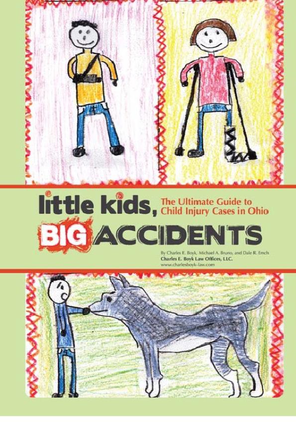 Smashwords – Little Kids, Big Accidents: The Ultimate Guide