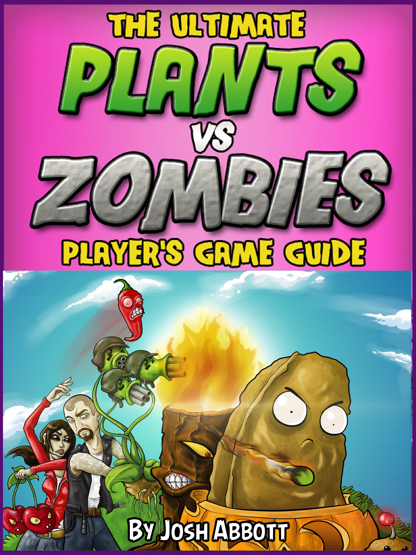 pvz garden warfare 2 guide book