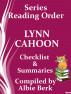 Lynn Cahoon - Series Reading Order - with Summaries & Checklist by Albie Berk
